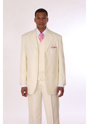 Men New Designer Dress Suits By Known Manufactures $117-$162. Each.