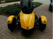 2009 Can AM Spyder GS.  Very low original Miles 1915....
