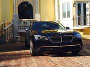 2011 BMW 740 BMW 7-Series 740LI