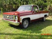 1977 CHEVROLET c10 Chevrolet C-10 Single Cab