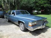 1987 cadillac Cadillac Brougham Fleetwood