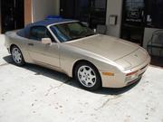 1990 PORSCHE 944 Porsche 944 944 S2 CABRIOLET