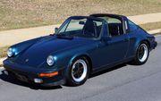 1980 Porsche 911SC Targa